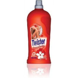 Twister koncentrat do płukania tkanin 2l Wild Passion Red