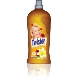 Twister koncentrat do płukania tkanin 2l Silky Smooth Gold
