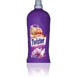 Twister koncentrat do płukania tkanin 2l Good Feel Violet