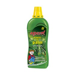 Agrecol Nawóz do palm, juk i dracen 350 ml