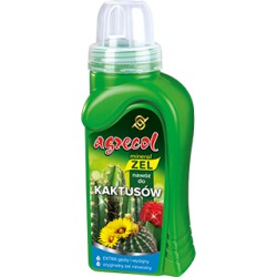 Agrecol Nawóz do kaktusów Mineral żel 250 ml