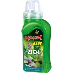 Agrecol Nawóz do ziół Mineral żel 250 ml
