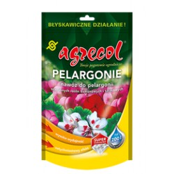 Agrecol Pelargonie - nawóz do pelargonii 200 g