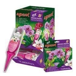 Agrecol Orchid Strong - odżywka do storczyków 5 x 30 ml