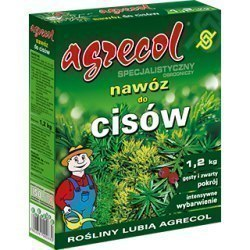 Agrecol Nawóz do cisów 1,2 kg