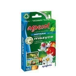 Agrecol Actara 25 WG 10 g - zwalcza mszyce i stonkę