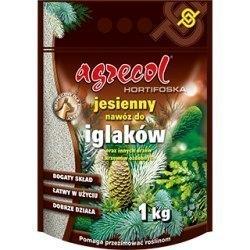 Agrecol Hortifoska nawóz jesienny do iglaków 3 kg