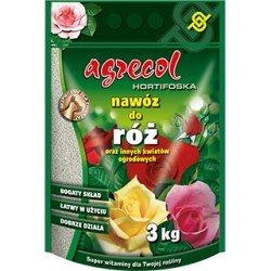 Agrecol Hortifoska nawóz do róż 3 kg