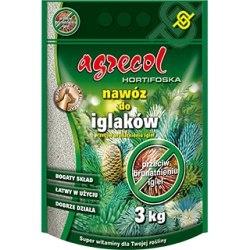 Agrecol Hortifoska nawóz do iglaków przeciw brunatnieniu igieł 3 kg