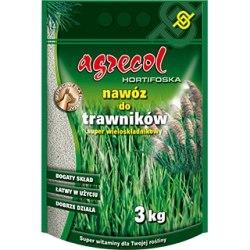 Agrecol Hortifoska nawóz do trawników 3 kg