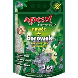 Agrecol Hortifoska nawóz do borówek 3 kg
