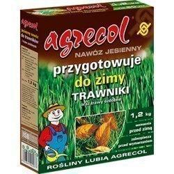 Agrecol Nawóz jesienny do trawników - przygotowuje do zimy 5 kg