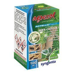 Agrecol Actellic 500 EC 100 ml - zwalcza szkodniki