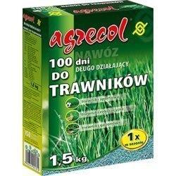 Agrecol nawóz 100 dni do trawników 3 kg
