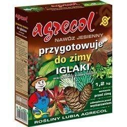 Agrecol Nawóz jesienny do iglaków 10 kg