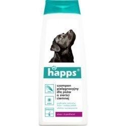 Happs szampon pielęgnacyjny dla psów o sierści ciemnej 200ml.