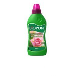 Biopon nawóz do róż płyn 500ml