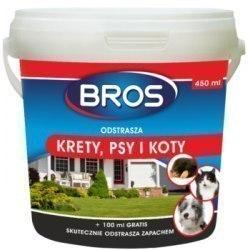 Bros Odstrasza krety,psy i koty 450ml