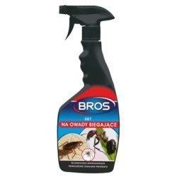 Bros 007 płyn z pompką na karaluchy,prusaki,mrówki 500ml