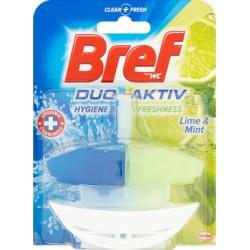 Bref WC Duo-Aktiv Lime & Mint Zawieszka do muszli WC 50 ml