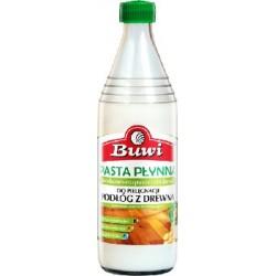 Buwi pasta płynna woskowo rozpuszczalnikowa do pielęgnacji podłóg z drewna 440 ml