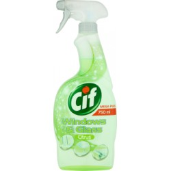 Cif Windows & Glass Citrus Spray do szyb i szkła 750 ml