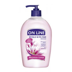 ON LiNE Mydło magnolia i lotos 500ml