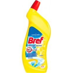 Bref WC Gel Lemon Środek czyszczący do WC 750 ml