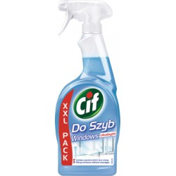 Cif Do szyb Ultraszybki Spray 750 ml