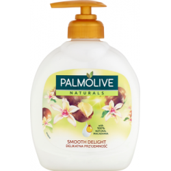 Palmolive Naturals Delikatna przyjemność Mydło w płynie do rąk 300 ml