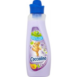 Coccolino Lavender Bloom Płyn do płukania tkanin koncentrat 1 l