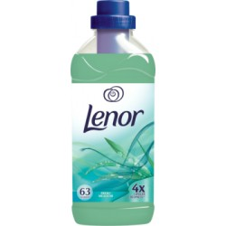 Lenor Fresh Meadow Płyn do płukania tkanin 1,9 l, 63 prania
