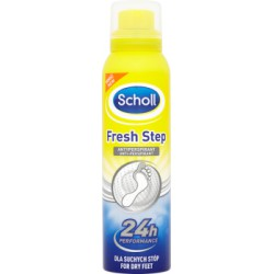 Scholl Fresh Step Antyperspirant 150 ml
