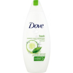 Dove Go Fresh Fresh Touch Cucumber and Green Tea Odżywczy żel pod prysznic 250 ml