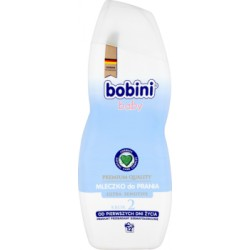 Bobini Baby Ultra Sensitive Mleczko do prania 750 ml (12 prań)