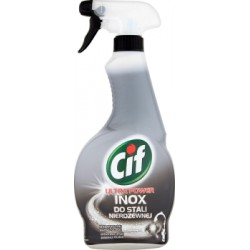 Cif Ultra Power Inox Spray do stali nierdzewnej 500 ml