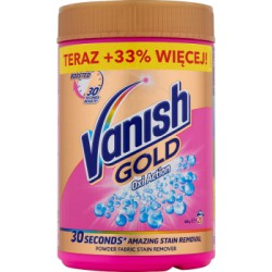 Vanish Gold Oxi Action Odplamiacz do tkanin w proszku 625 g (20 prań)