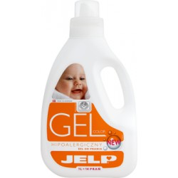 JELP Gel Color Hipoalergiczny żel do prania 1 L