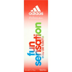 Adidas for Women Fun Sensation Woda toaletowa 50 ml