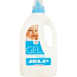 JELP Gel Fresh Hipoalergiczny żel do prania 1,5 l (21 prań)