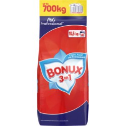 Bonux Professional Regular Proszek do prania 10,5 kg, 140 prań