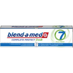 Blend-a-med Complete Protect 7 Mild Fresh Pasta do zębów 100 ml