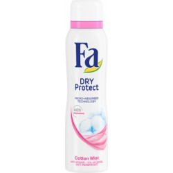 Fa Dry Protect Cotton Mist Antyperspirant w sprayu 150 ml