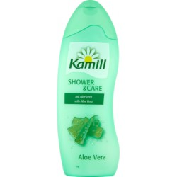 Kamill Shower & Care Żel pod prysznic z aloesem 250 ml