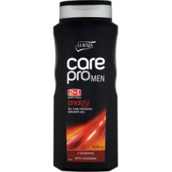 Luksja Care Pro Men Energy 2w1 Żel pod prysznic 500 ml
