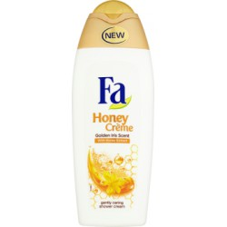 Fa Honey Creme Golden Iris Kremowy żel pod prysznic 400 ml