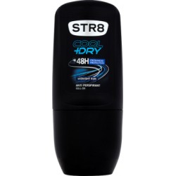 STR8 Cool+Dry Midnight Run Antyperspiracyjny dezodorant w kulce 50 ml