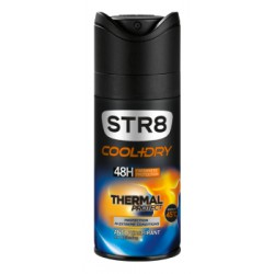 STR8 Cool+Dry Thermal Protect Antyperspiracyjny dezodorant w aerozolu 150 ml