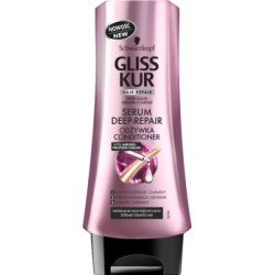 Gliss Kur Serum Deep-Repair Odżywka 200 ml
