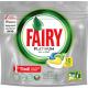 Fairy Platinum All In One Lemon Kapsułki do zmywarki 10 sztuk